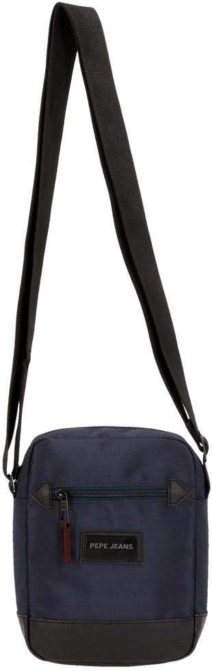 Bandolera Peque/ña Azul 21 cm 2.35 litros Pepe Jeans