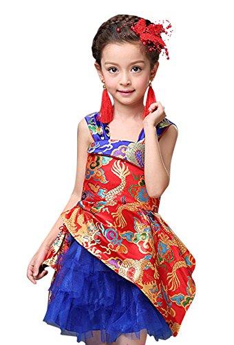 CRB F (Asian Princess Costumes)