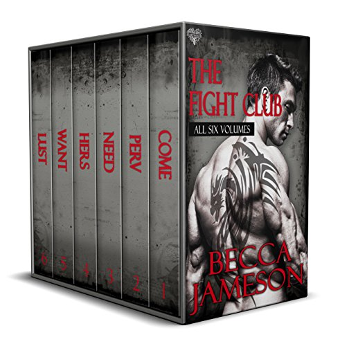 Fight Club Boxed Set cover