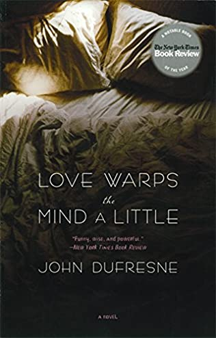 book cover of Love Warps the Mind a Little