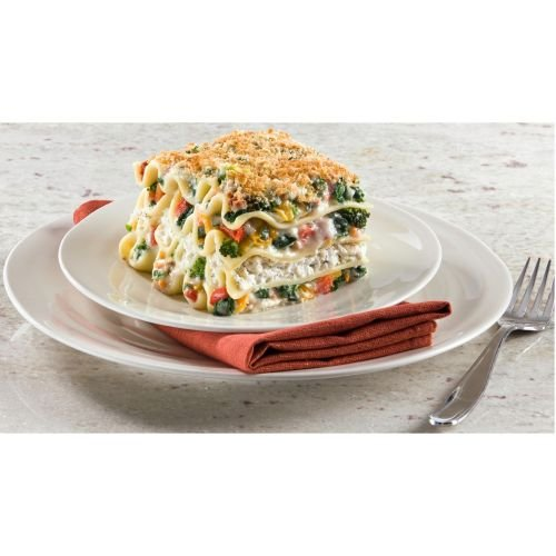 Conagra Healthy Choice Vegetable Lasagna, 96 Ounce -- 4 per case.