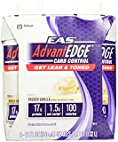 EAS AdvantEDGE Carb Control French Vanilla Carton Ready To Drink, 11-Fluid Ounce,  4 Count
