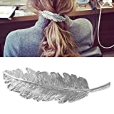 Search : Hair Clip, Women Girl Vintage Hair Clip Pin Claw Barrettes Accessories with Leaf Design Punk by Sportsvoutdoors