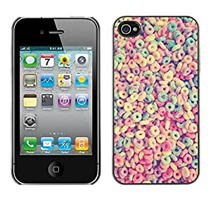 Design Hard ShellLoops Colorful Pattern For Samsung Galaxy S5 Mini Case Cover