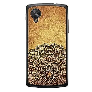 Loud Universe Samsung Galaxy Note 4 Geometrical Files A Geo 11 Transparent Edge Case - Green