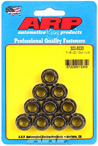 Most bought Exhaust Header Bolts