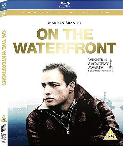 (On The Waterfront [Blu-ray] [1954] [Region Free])
