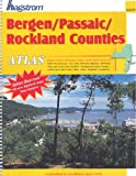 Bergen/Passaic/Rockland Counties, Hagstrom Map Company, 0880978457