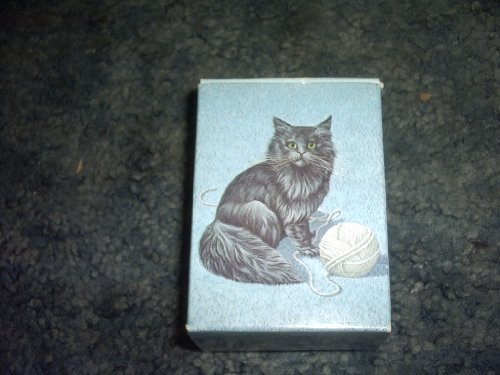 Decanter Mint - Avon Kitten Little Decanter Mint in Box