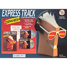 Express Track to Spanish: 4 CDs with Book