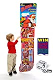 SIX FOOT GIANT TOY FILLED HOLIDAY STOCKING - STANDARD