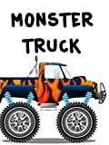 Monster Truck Video For Kids - Build a Vehicle Video