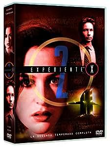 Expediente X 2ª Temporada [DVD]