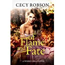 Of Flame and Fate: A Weird Girls Novel (Weird Girls Flame Book 2)