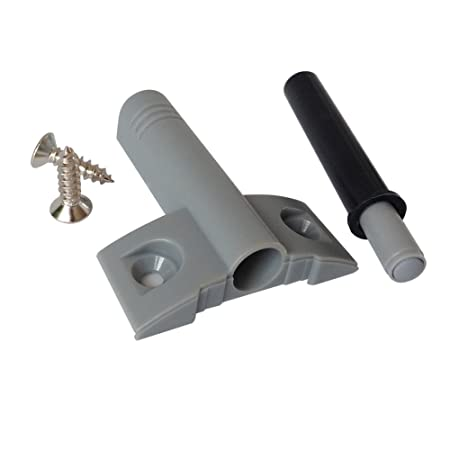 Ordinaire 15 X Kitchen Door Damper Buffers Soft Close, Grey. *****