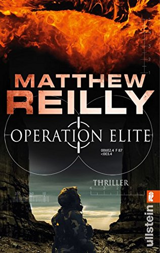 Operation Elite (Ein Scarecrow-Thriller, Band 3)