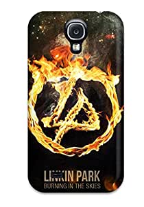 Best Defender Case With Nice Appearance (linkin Park Burning In The Skies) For Galaxy S4 7217207K70981727
