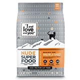 """I And Love And You"" Nude Food Poultry A Plenty Grain Free Dry Cat Food, 5 Lb For Sale"