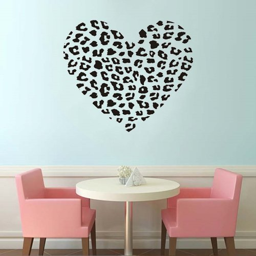 lovely paper inspiring long shaped decor wall heart garland decoration