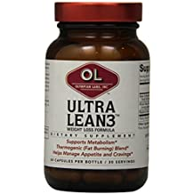 Olympian Labs Ultra Lean No.3 Dietary Supplements, 60 Capsules