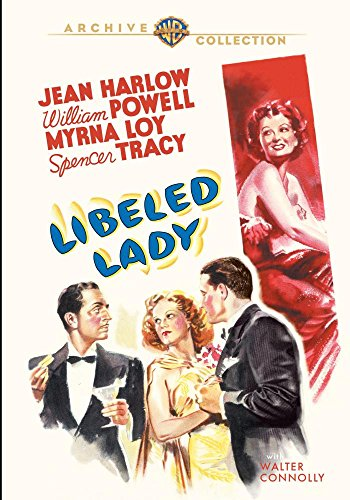 Libeled Lady (1936) ()