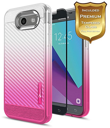Tempered Glass For Samsung Galaxy J3 Pro (Clear) - 7