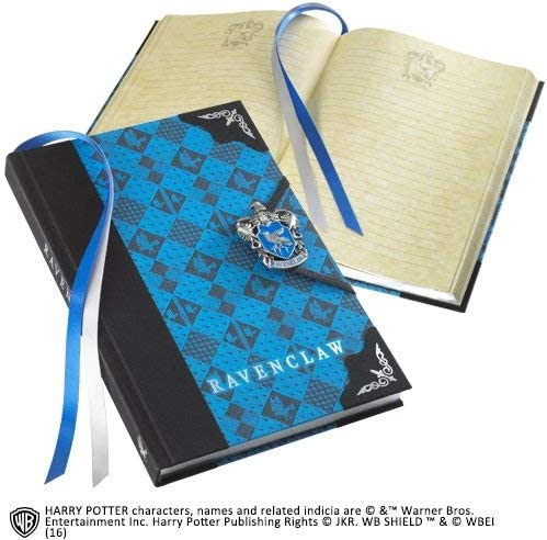 Noble Harry Potter Ravenclaw Premium Journal Notebook Collection