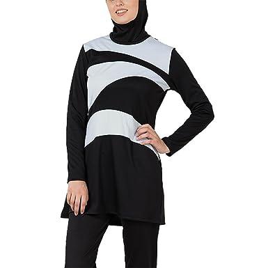 dcceae851dde Amazon.com: Gigi Burkini Modest Swimsuit - Final Sale: Clothing