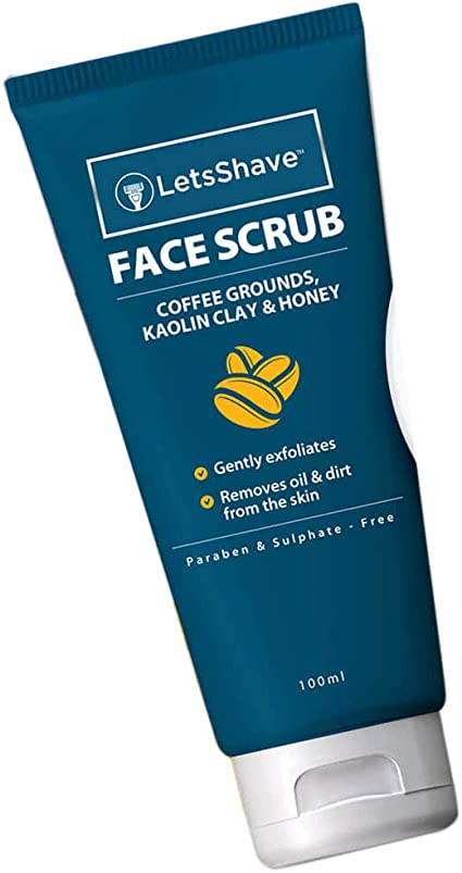 Face Scrub Coffee Honey 100ml Amazon Co Uk Beauty