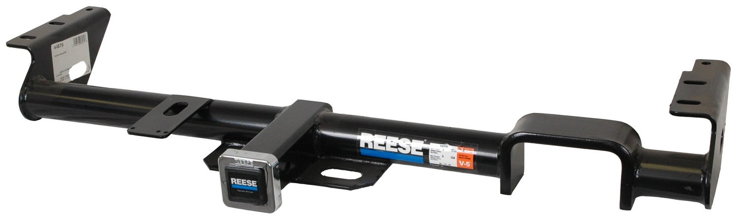 Reese Towpower 44076 Class III Custom-Fit Hitch with 2' Square Receiver opening, includes Hitch Plug Cover