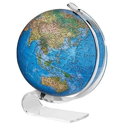 Consulate Illuminated Desktop World Globe