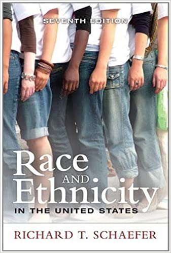 Race and ethnicity in the united states 7th edition richard t race and ethnicity in the united states 7th edition richard t schaefer 9780205216338 amazon books fandeluxe Gallery