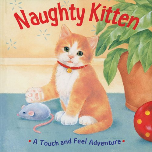 Naughty Kitten: A Touch and Feel Adventure PDF