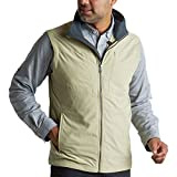 ExOfficio Men's Sol Cool FlyQ Vest, Light Khaki, Medium