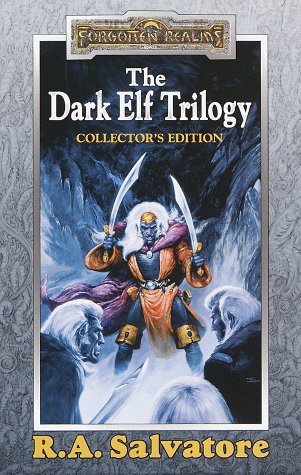 The Legend of Drizzt Book Series