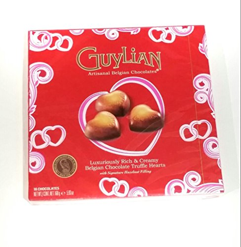 Guylian Belgian Chocolates Heart Shaped 5.93 ounce