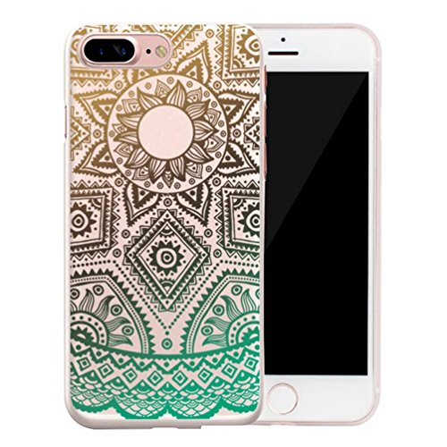 For iPhone 7 Plus, Oksale Ultra-thin Slim Colorful PC Hard Shockproof Case Cover for iPhone 7 Plus 5.5inch (8)