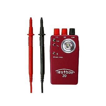Testboy TB 20 Plus Detector de Continuidad