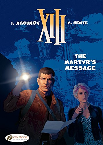 XIII (english version) - Tome 22 - The Martyr's message (French Edition)