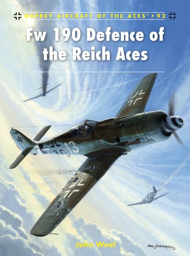 Fw 190 Defence of the Reich Aces (Aircraft of the - Ace Aircraft