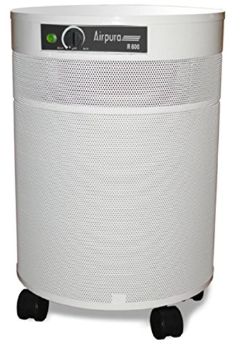 Airpura UV600 Air Purifier for Airborne Chemicals, Particles, Micro-organisms