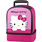 THERMOS Dual Lunch Kit, Hello Kitty