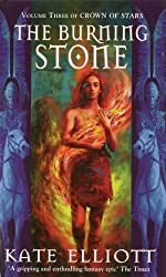 The Burning Stone (Crown of Stars Book 3)