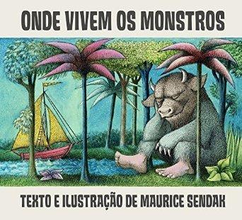 Onde Vivem os Monstros (Em Portuguese do Brasil)