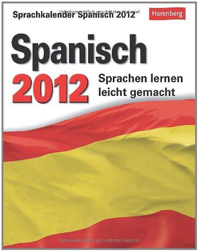 Sprachkalender Spanisch 2012