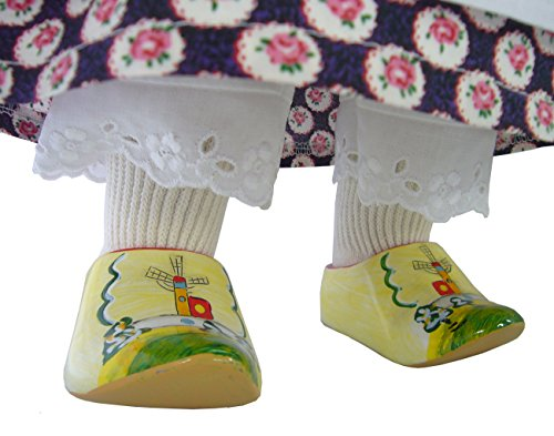 Faux Wooden Dutch Shoes American Girl Kirsten by Doll Clothes Sew Beautiful