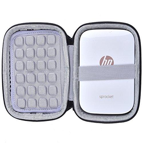 COMECASE Travel Hard Case for HP Sprocket Portable...