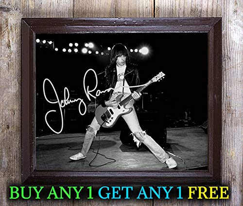 - Ramones Rocket to Russia Autographed Signed 8x10 Photo Reprint #09 Special Unique Gifts Ideas Him Her Best Friends Birthday Christmas Xmas Valentines Anniversary Fathers Mothers Day