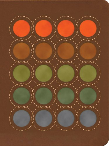 The Message//REMIX (Leather-Look, Color Spectrum): The Bible in Contemporary Language