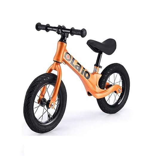 FFAJ Coche de Equilibrio para niños aleación de magnesio sin Pedal ...